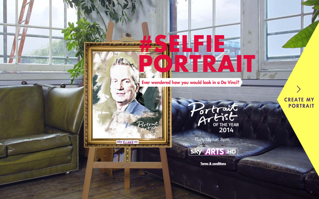 selfieportrait.co.uk Frank